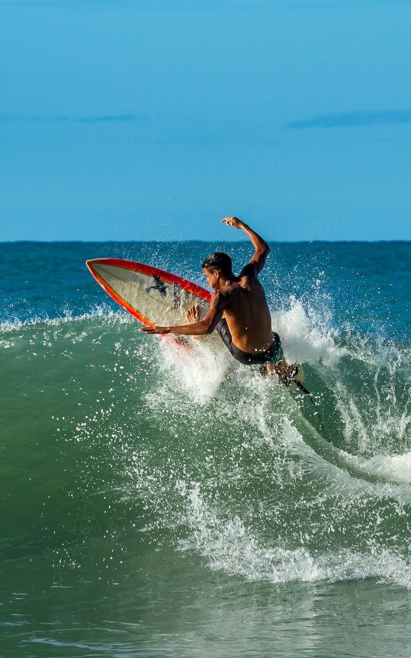 极限水上运动冲浪高清图片壁纸