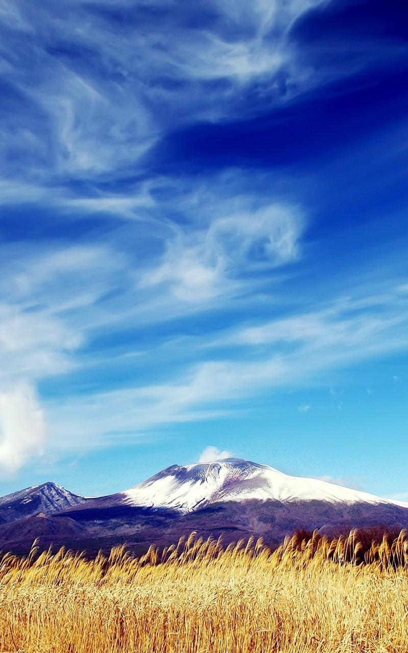 冬季雪景优美自然风景高清图片壁纸2