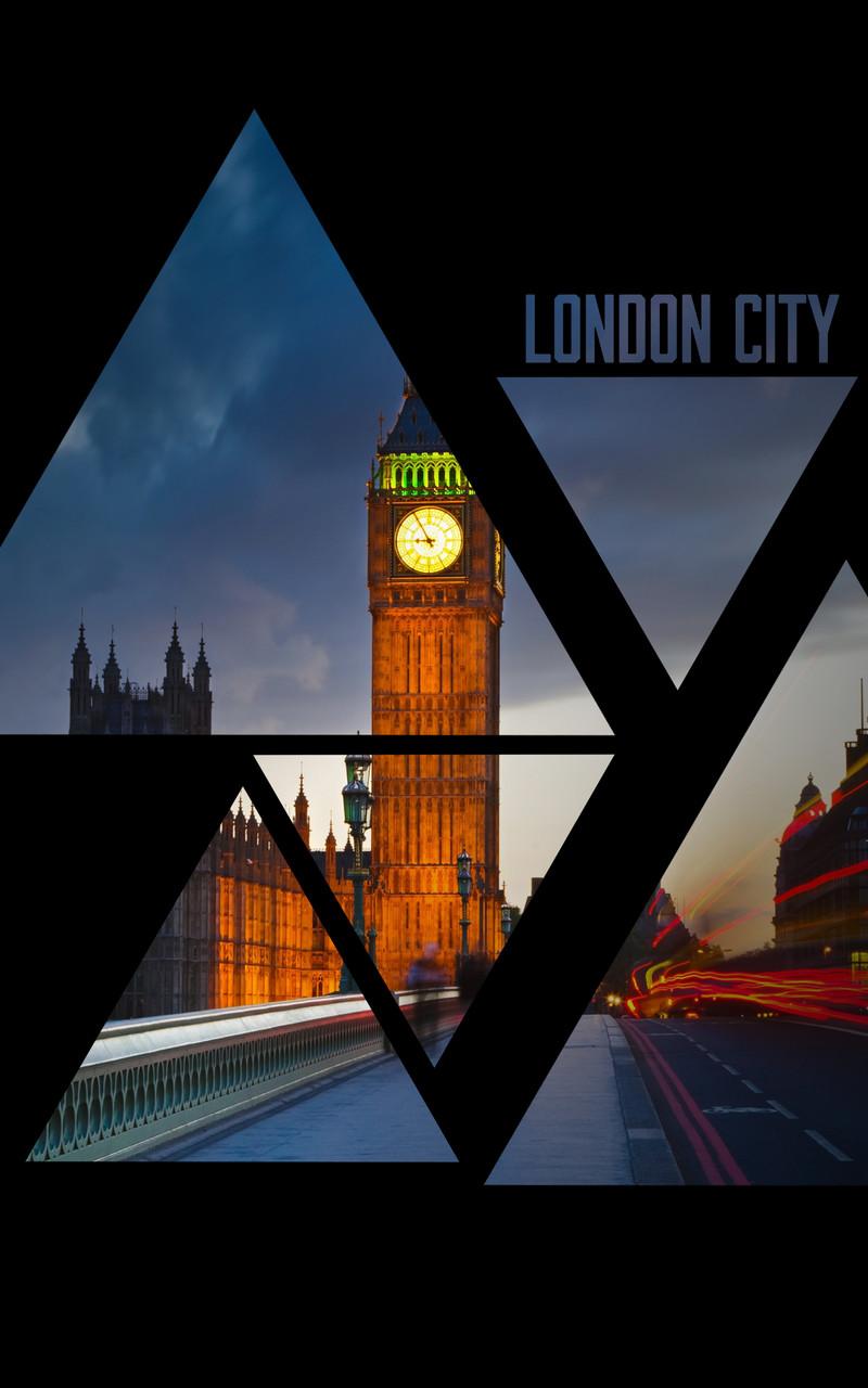 伦敦街景高清手机壁纸